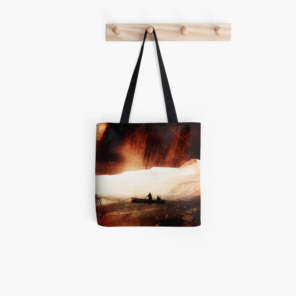 The Ferry Man Tote Bag