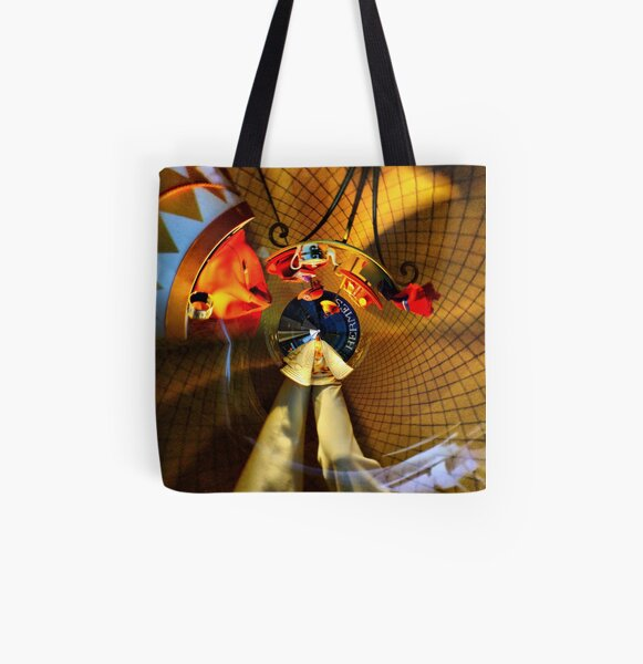 theca of momentary epiphany 27 All Over Print Tote Bag