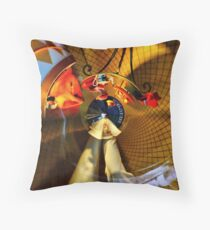 theca of momentary epiphany 27 Throw Pillow