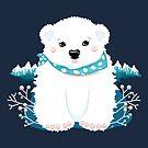 «Oso polar cachorro» de Karin Taylor