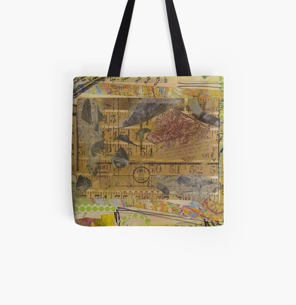 the devil's measure All Over Print Tote Bag