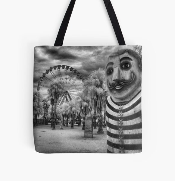 Bollards - that's what I say! All Over Print Tote Bag