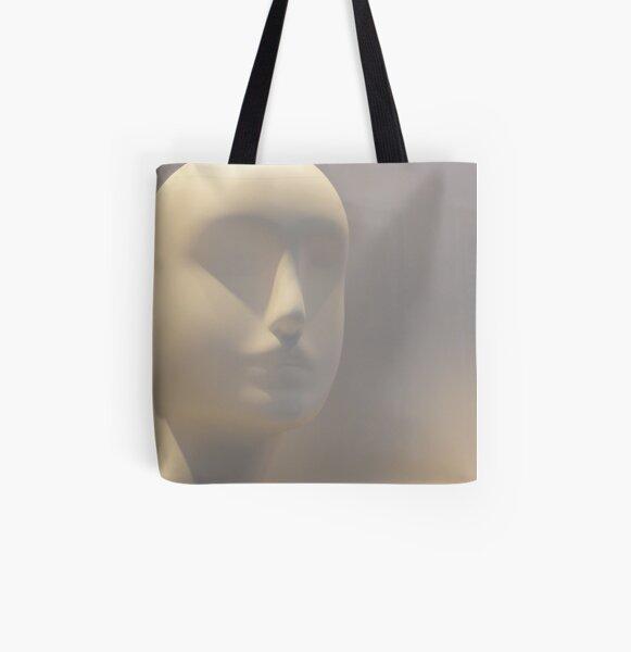Manekeen G All Over Print Tote Bag