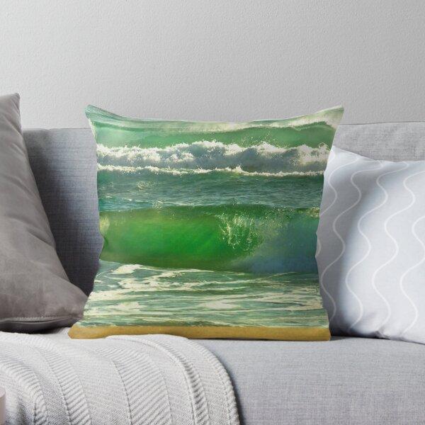 Yeagerup Beach Throw Pillow