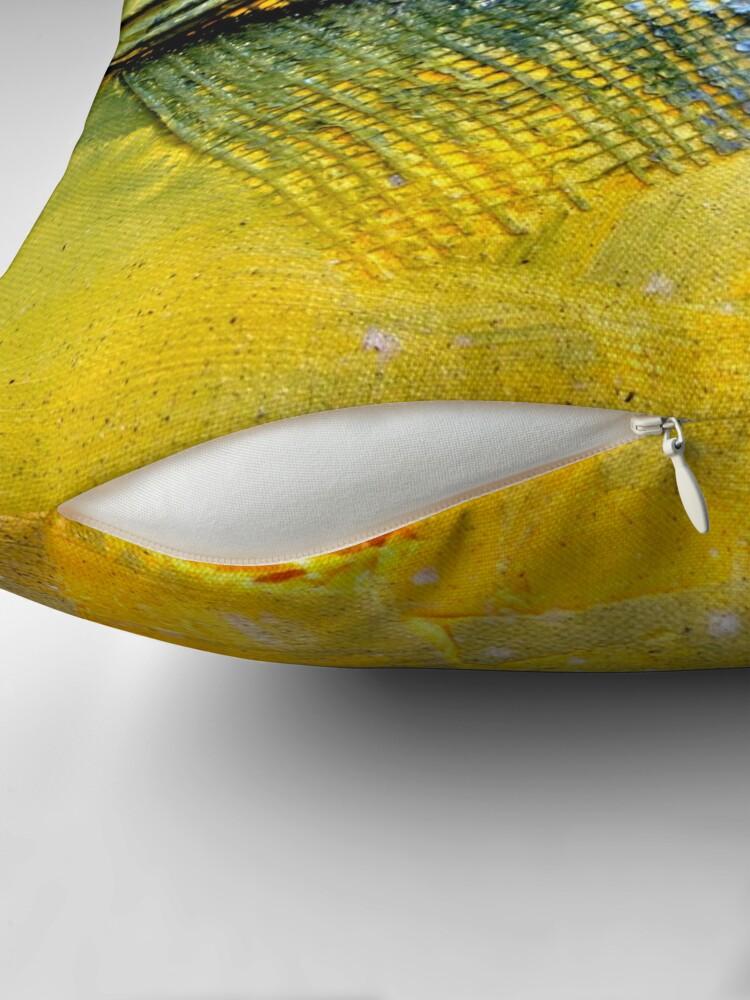 Alternate view of Broken Glass I Throw Pillow
