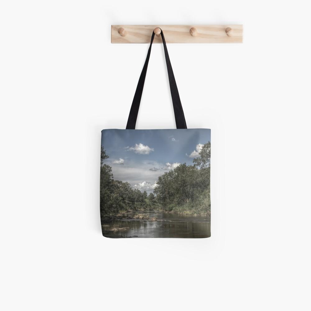 Richmond River Tote Bag