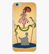 Jungle Cruise vs. Haunted Mansion iPhone Case