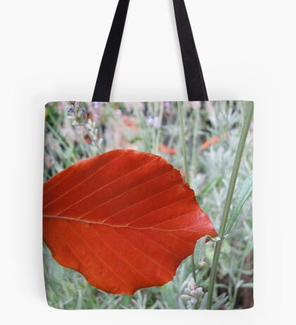 Fall from Glory Tote Bag