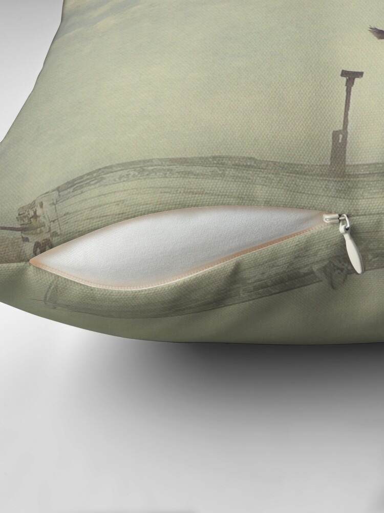 Alternate view of Flight Throw Pillow