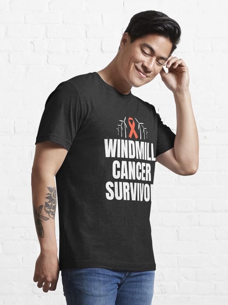 """""""Windmill Cancer Survivor Shirt, Trump"""" T-shirt by ..."""