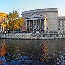 Museums Island Panorama by metronomad