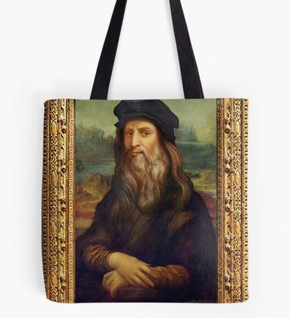 Mona Leo Tote Bag