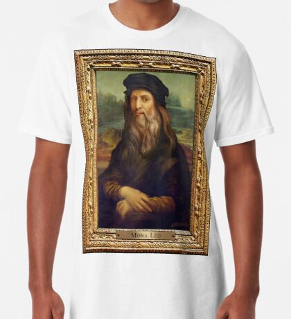 Mona Leo Long T-Shirt