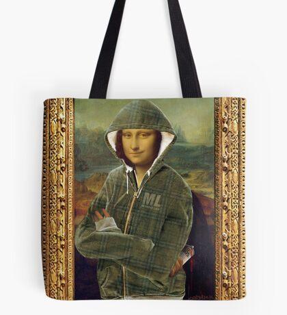Moaning Lisa Tote Bag