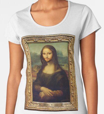 Mona Wurst Premium Scoop T-Shirt