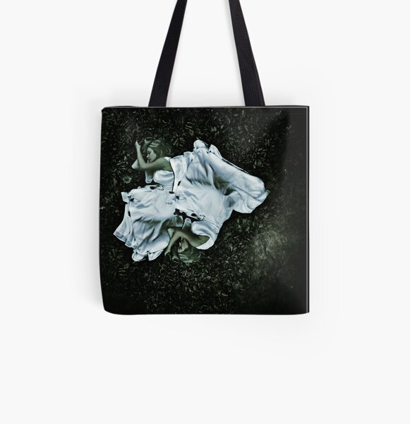 Nevermore All Over Print Tote Bag