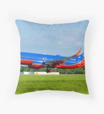 N443WN Southwest Airlines Boeing 737-7H4 Dekokissen