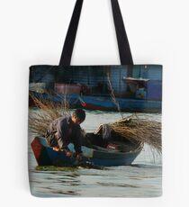 Tonle Sap Lake Tote Bag