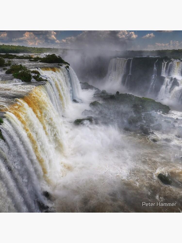 Waterfall Maelstrom by PeterH