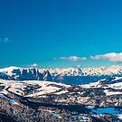 Italienische Dolomiten bereit für die Wintersaison von zakaz86