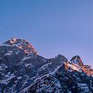 So geht es in den italienischen Alpen um Mangart von zakaz86