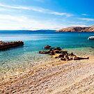 Stara Baska Bucht in Krk von zakaz86