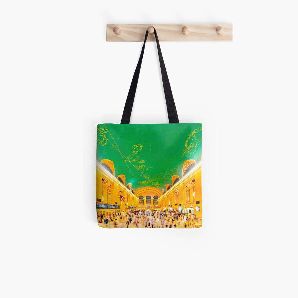 Grand Central Terminal: NYC Tote Bag