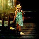 My Pretty Little Cowgirl by Andrea Fox