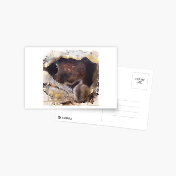 shy Postcard