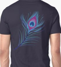 the peacock feather T-Shirt