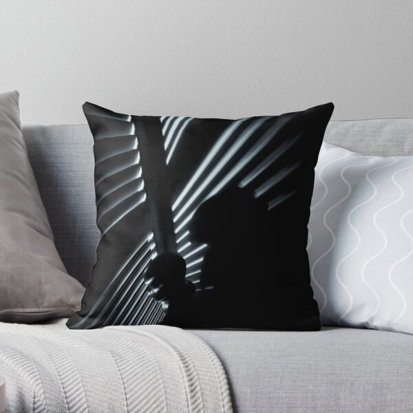 The Closet Throw Pillow