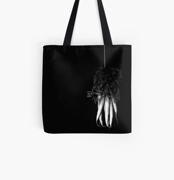 17th century carrots All Over Print Tote Bag