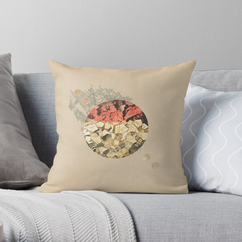 """46"" Throw Pillow"