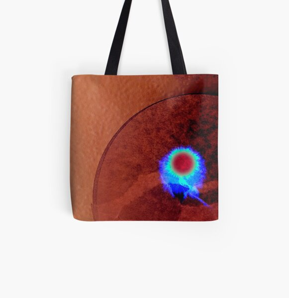 SYNC All Over Print Tote Bag