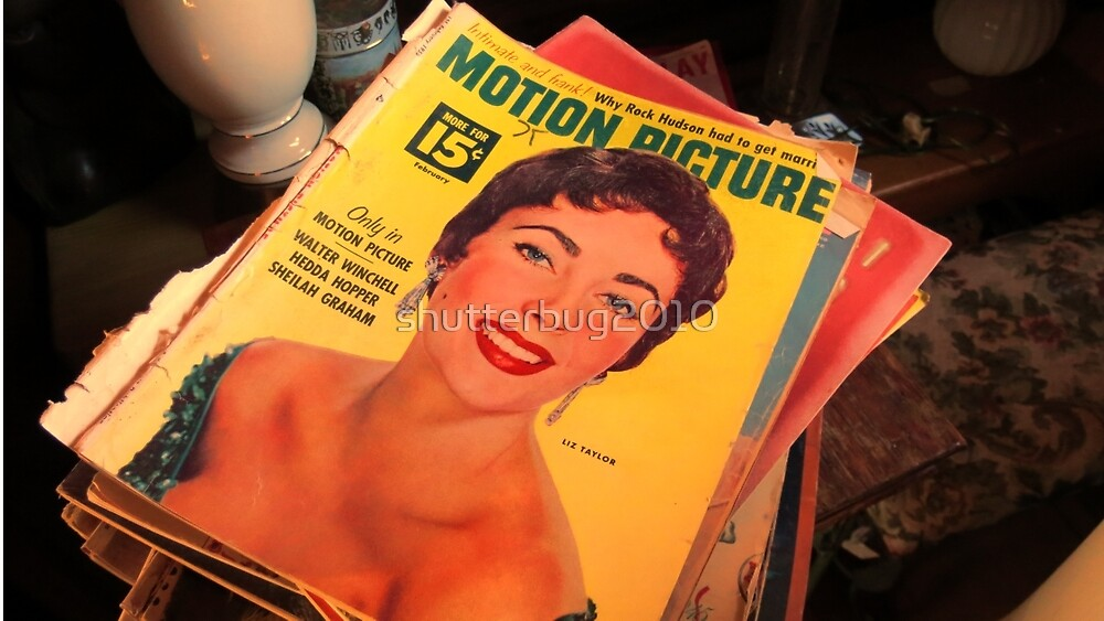 This Week in Motion Picture by shutterbug2010