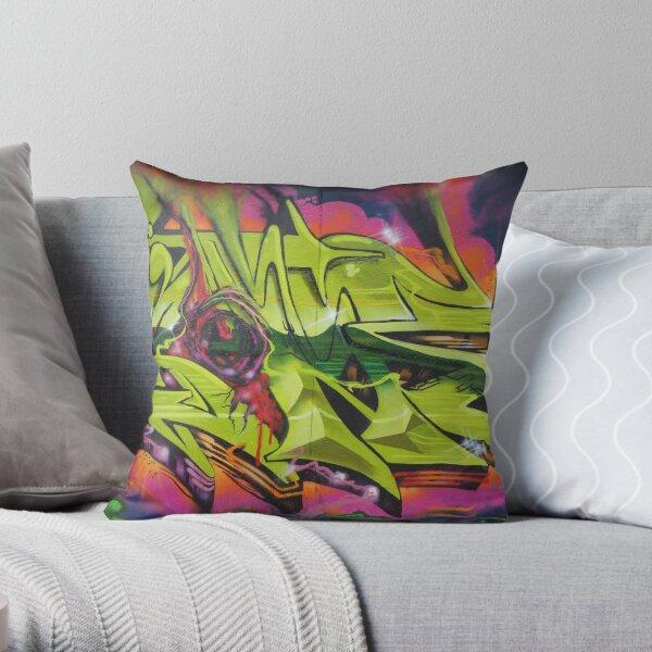 As One, Sydney 2011 Throw Pillow