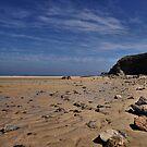Beachscape 1 by Paul  Eden