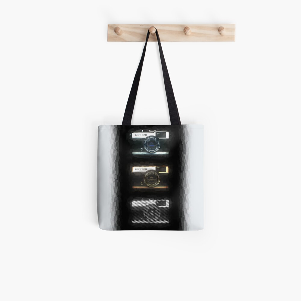 3 times a classic Tote Bag