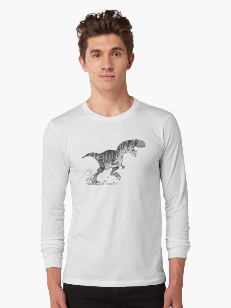 T-Rex by Douglas Holgate