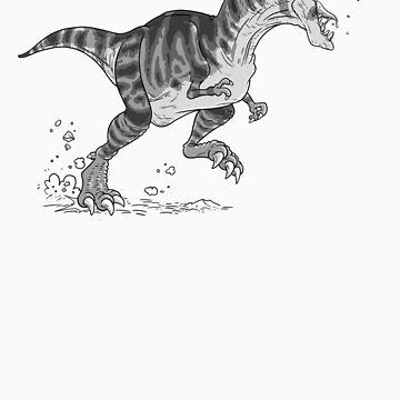 T-Rex by douglasbot