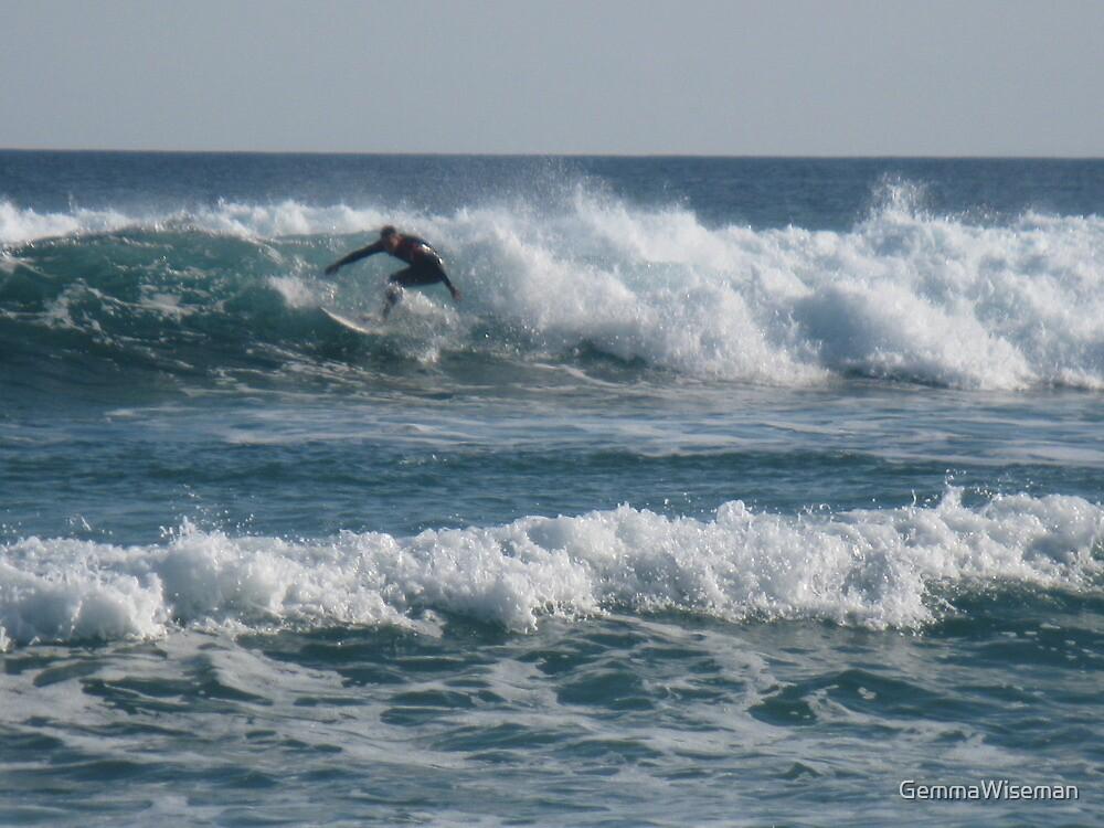 Surf's Up! by GemmaWiseman