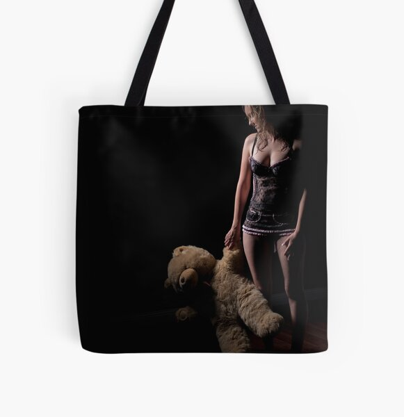 The Woman Longs for The Innocent Girl She Thinks Lost All Over Print Tote Bag