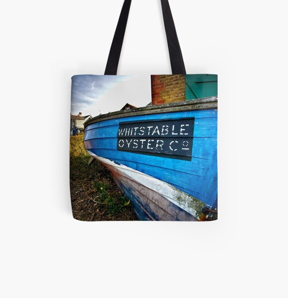 Oyster Catcher All Over Print Tote Bag