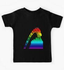London Eye Rainbow Kids Tee