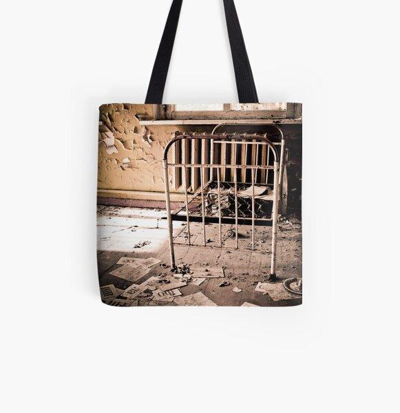 Bare ~ Chernobyl All Over Print Tote Bag