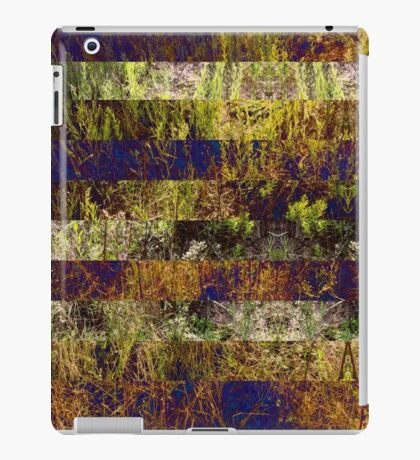 Super Natural No.4 iPad Case/Skin