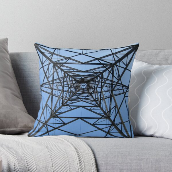 faith III Throw Pillow