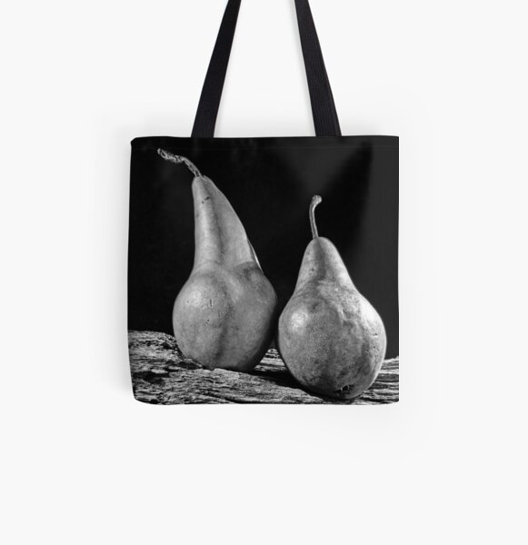 A Pair of Pears All Over Print Tote Bag