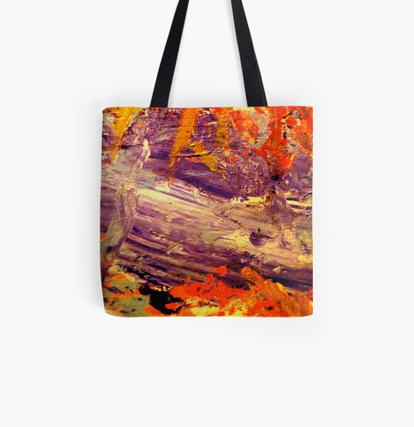 View from Sweet William's Mind All Over Print Tote Bag