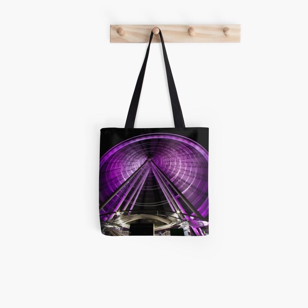 The Brisbane Wheel Tote Bag